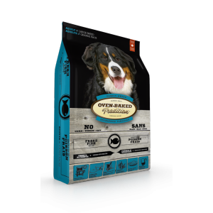 OvenBaked Tradition chien grande race poisson 25 lbs