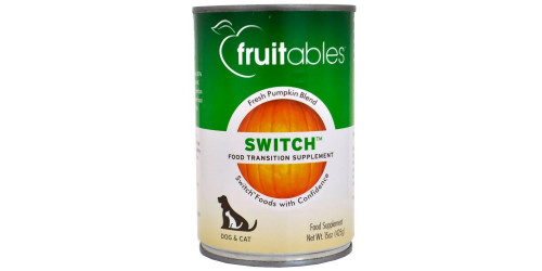 Fruitables Switch citrouille 425g