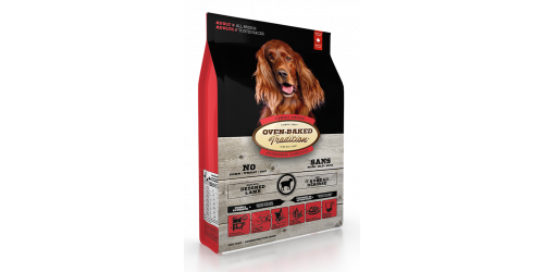 OvenBaked Tradition chien agneau 12,5 lbs