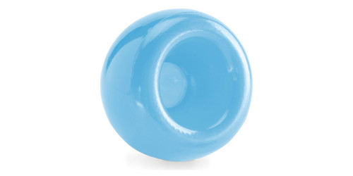 Planet Dog Snoop chien orbee balle crevasse bleue