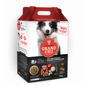 CaniSource chien/chiot viande rouge 5kg