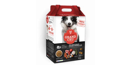 CaniSource chien/chiot viande rouge 10kg