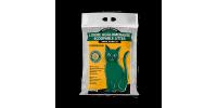 Litière économique Chat vert non parfumée 14 kg