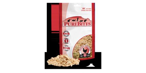 Purebites poulet chat 31g