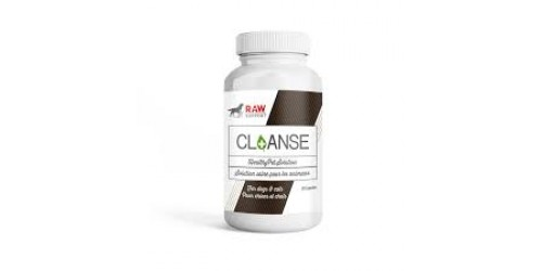 Raw support Cleanse vermifuge naturel 30 capsules