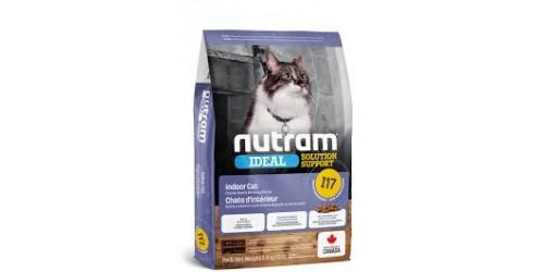 Nutram chat intérieur I17 5.4kg